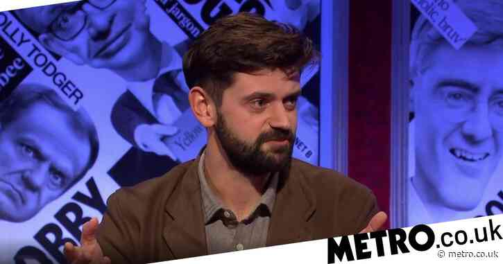Comedian Fin Taylor slammed for joking about 'bombing Corbyn fans at Glastonbury' on Have I Got News For You