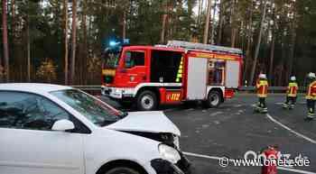 Zwei Unfälle bei Parkstein, eine Ursache: Straßenglätte - Onetz.de