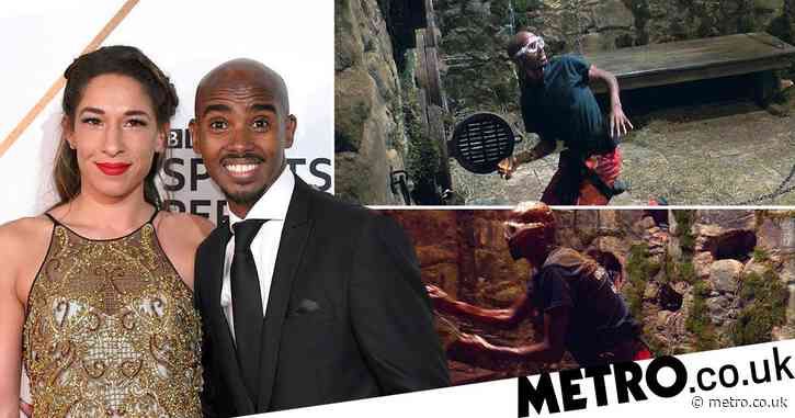 I'm A Celebrity 2020: Mo Farah's wife says athlete will be gutted for not winning 12 stars in Bushtucker Trial