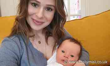 Camilla Thurlow is every inch the proud parent as fans comment how alike her mum baby Nell is