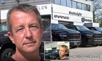 Car salesman launches legal battle against Google
