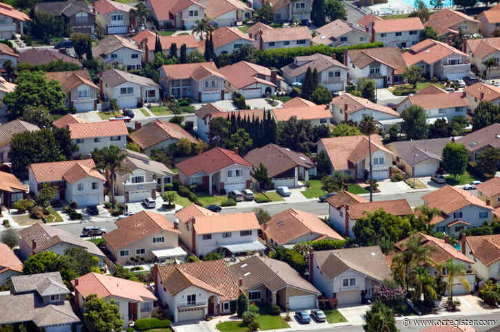 Pandemic house pricing: Orange County has nation's 5th weakest, by this math