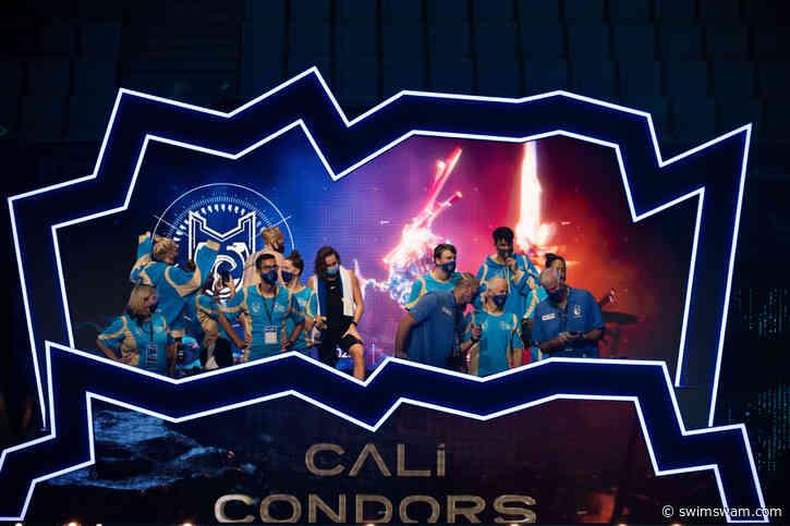 Récord mundial estadounidense en 4×100 estilos femenino por las Cali Condors