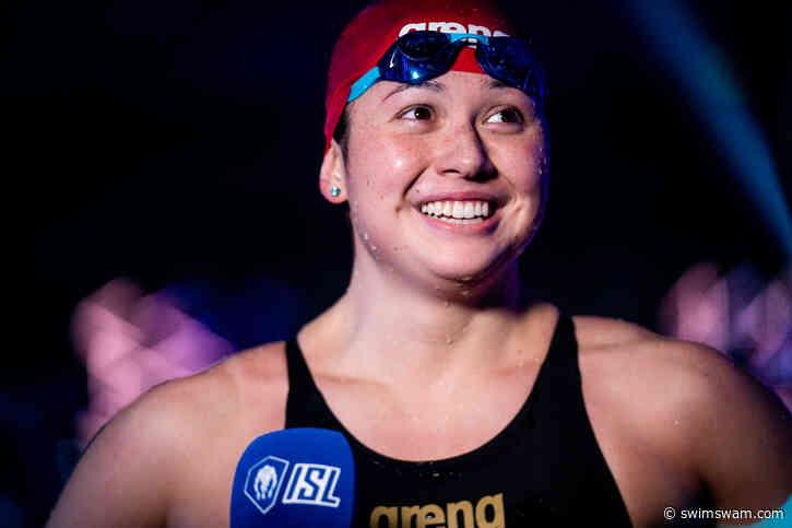 Siobhan Haughey Record Asiatico 100 Stile 50.94 Terza All Time