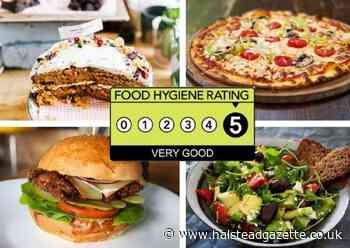 The places in Colchester rated 5 by Food Standards Agency - Halstead Gazette