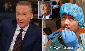 Bill Maher blames the 'incompetent' US for the 254,000 COVID deaths