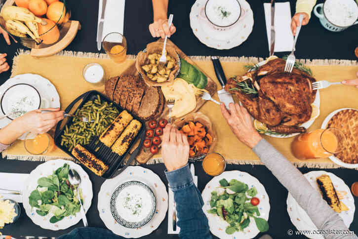 Remembering the joy of an overstuffed house at Thanksgiving
