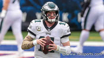 Eagles at Browns Week 11 odds, picks: Point spread, total, player props, trends, and bets to consider