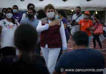 Gobierno y sociedad trabajan juntos en la construcción de Solidaridad - Cancún Mio