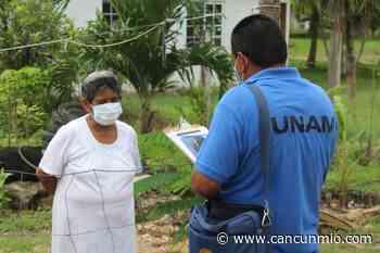UNAM realiza encuesta de percepción e impacto socioeconómico del Tren Maya - Cancún Mio