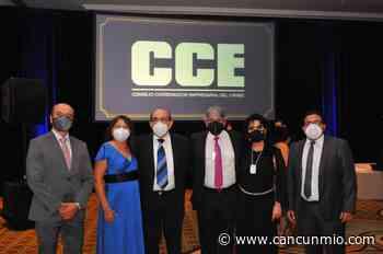 Toma protesta la nueva mesa directiva del CCE - Cancún Mio