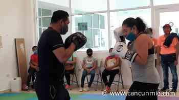 Darán clases de boxeo gratuito en Rancho Viejo - Cancún Mio