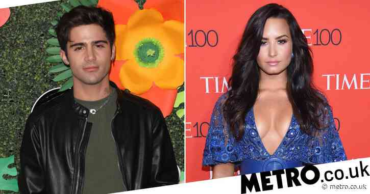 Demi Lovato fans mock Max Ehrich after he accuses her of 'exploiting' their breakup for 'clout'