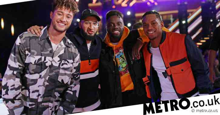 X Factor winners Rak-Su reveal Mustafa Rahimtulla will take break from band after 'struggling with mental health'