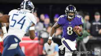 Ravens vs. Titans odds, line: 2020 NFL picks, Week 11 predictions from advanced computer model
