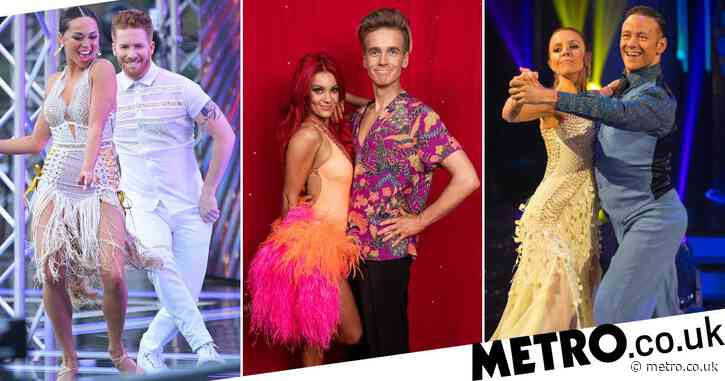 What is the Strictly Come Dancing curse and are there any romances on the 2020 show?