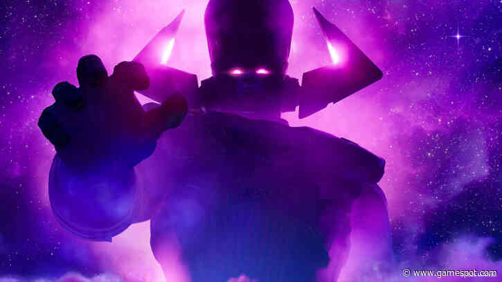 Galactus Threatens Fortnite's Very Existence Next Month