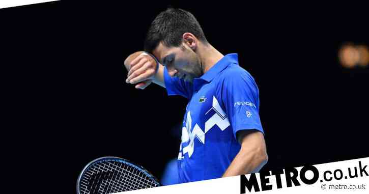 ATP Finals: Novak Djokovic OUT as Dominic Thiem returns to final