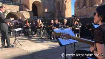 Taormina, al teatro antico un concerto gratuito in diretta streaming, sulle note di Rota e Morricone - Lettera Emme