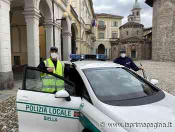 Biella. Abbandono irregolare di rifiuti: la Polizia locale effettua due maxi multe da 600 euro - La Prima - La Prima Pagina
