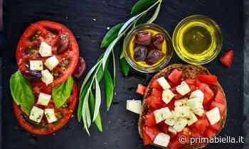 Dieta Mediterranea, da 10 anni patrimonio Unesco - Prima Biella