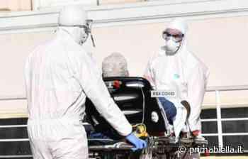 Coronavirus, due morti, 161 contagi .Tutti i dati - Prima Biella