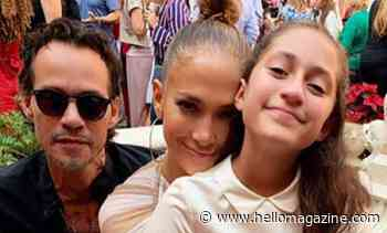 Jennifer Lopez's ex Marc Anthony made history during lockdown - and fans were delighted! - HELLO!