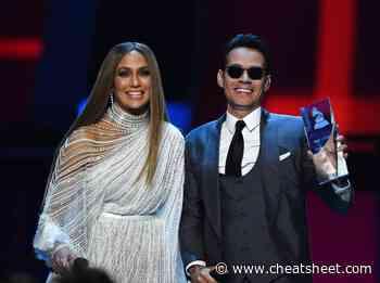 Jennifer Lopez or Marc Anthony: Who Has the Higher Net Worth? - Showbiz Cheat Sheet
