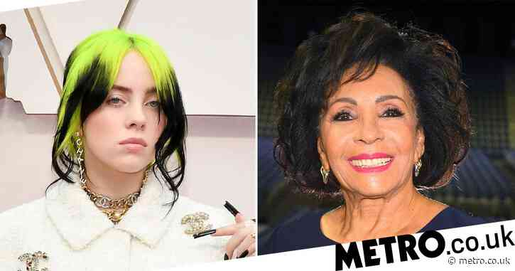 Dame Shirley Bassey says Billie Eilish did a 'good job' of her James Bond No Time To Die theme song