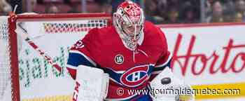 Carey Price n'a pas la cote