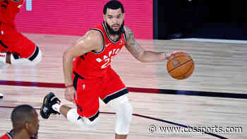 NBA free agency: Raptors to re-sign Fred VanVleet for 4 years, $85 million, per report
