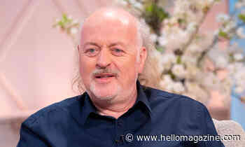 Strictly's Bill Bailey reveals sweet gesture he made to wife every day for a year