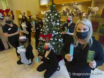 Empty Stocking Fund: Absolute Spa Group steps up when it counts the most