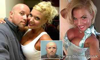 Alabama husband, 47, convicted of manslaughter for the death of his camgirl wife