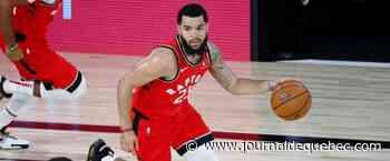 NBA: VanVleet signe un nouveau contrat avec Toronto