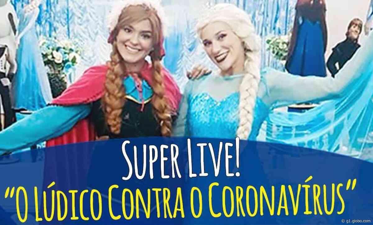 Prefeitura de Limeira organiza live com música e danças para conscientizar sobre coronavírus - G1