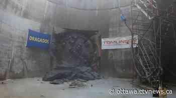 Ottawa's underground tunnel now collecting raw sewage during heavy rainfall events - CTV News Ottawa