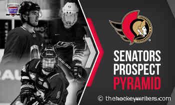 Ottawa Senators' 2020-21 Prospect Pyramid - The Hockey Writers
