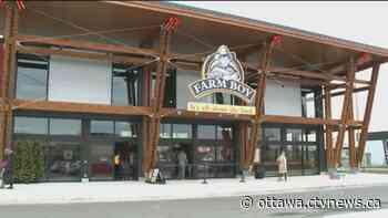 Farm Boy opens its biggest store in Ottawa - CTV News Ottawa