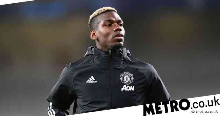 Why Paul Pogba wasn't in Man Utd's squad for West Bromich Albion match