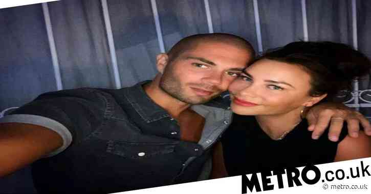 Who is Max George's girlfriend, Stacey Giggs?