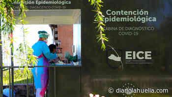 Realizan pruebas COVID-19 en Apastepeque, San Vicente - Diario La Huella