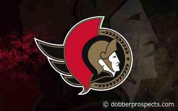 November 31-in-31: Ottawa Senators - dobberprospects.com