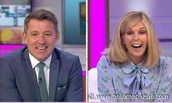 Ben Shephard reveals sweet reason he's 'surprised' by Kate Garraway