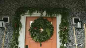 GardenWorks: Homemade holiday wreath