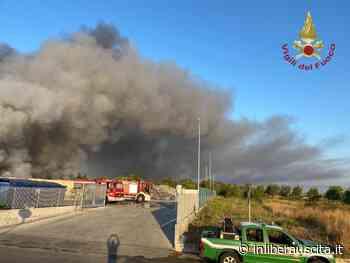Aprilia. Incendio Loas, Associazioni soddisfatte per i no al rinnovo dell'Autorizzazione Unica Ambientale - InLiberaUscita.it