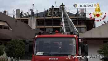 Latisana. Incendio di un tetto ad Aprilia Marittima: persone fatte evacuare - Nordest24.it