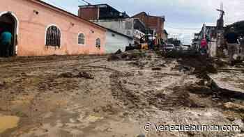 Lluvias en San Antonio del Táchira dejan al menos 305 viviendas afectadas - http://venezuelaunida.com/