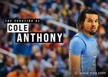 The Scouting of Cole Anthony
