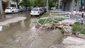 Reclaman por un río de líquidos cloacales en General Paz - Cadena 3